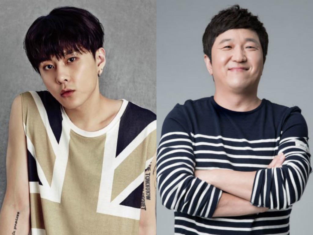 "Yong Jun Hyung de BEAST conducirá la nueva temporada de ""Hitmaker"" junto a Jung Hyung Don"