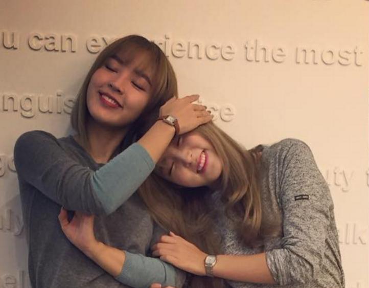 Kwon Sohyun muestra su amor y apoyo por el debut de su excompañera de 4Minute, Jeon Jiyoon