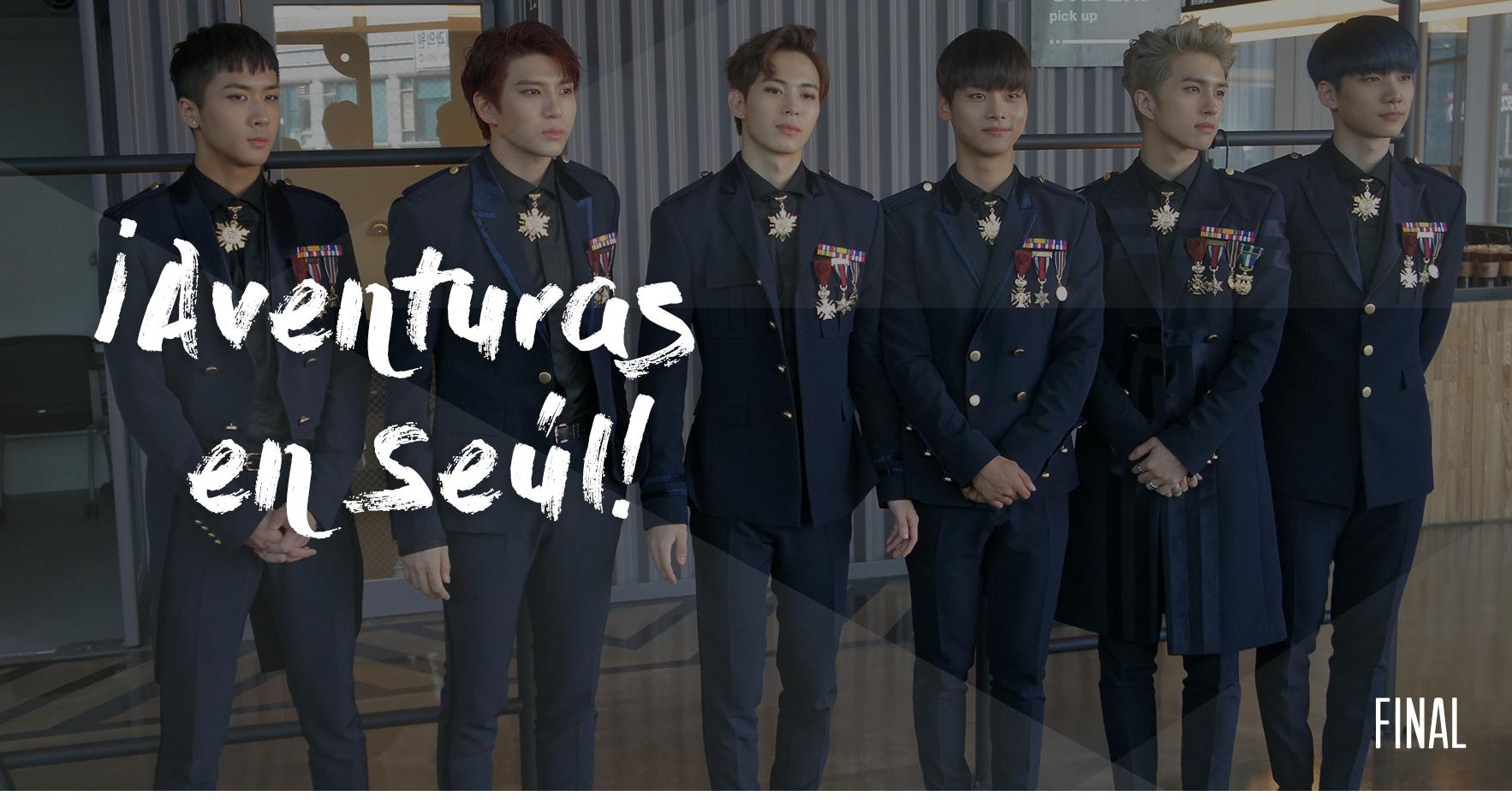 Aventuras en Seúl – Entrevista con VIXX y musical BIBAP