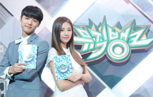 "Kang Min Hyuk se retira de ""Music Bank"", un nuevo MC es escogido"