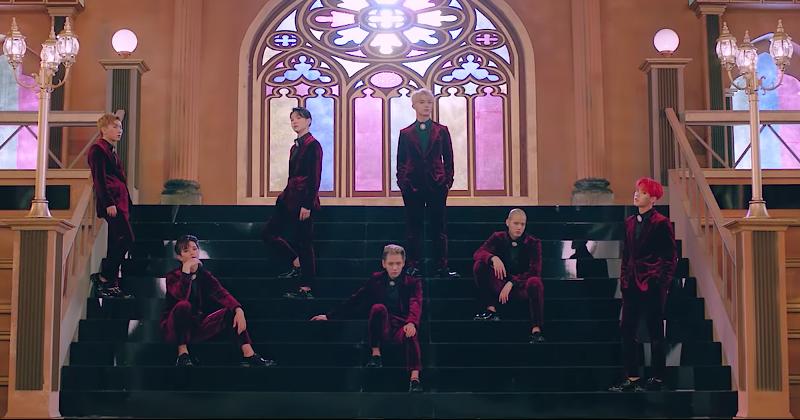 """BTOB personifica la luz y la oscuridad en MV teaser para """"I'll Be Your Man"""""""