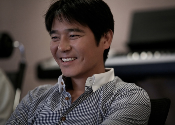 Lim Chang Jung se convertirá en esposo y padre