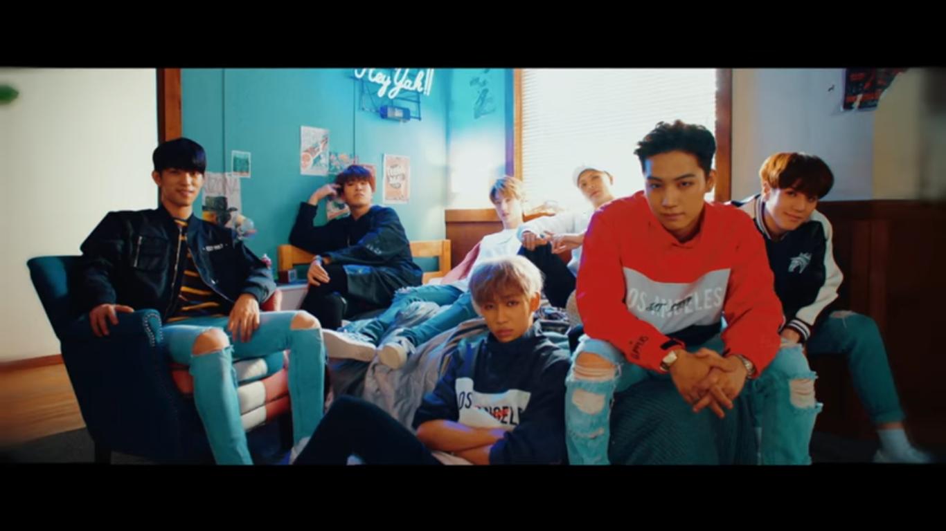"""GOT7 revela vídeo musical para su nuevo sencillo japones """"Hey Yah"""""""