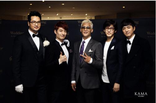g.o.d realizará gira por Corea el próximo año