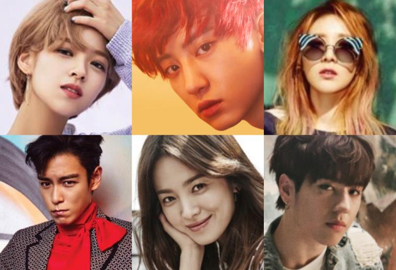 ¿Con qué artista K-pop compartes tu cumpleaños en noviembre?