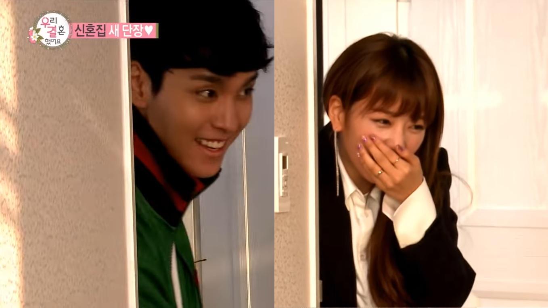 Choi Tae Joon y Yoon Bomi de Apink reciben regalos especiales de Zico de Block B y Defconn