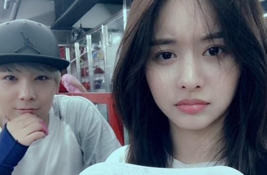 Lee Hong Ki de FTISLAND y Han Bo Reum confirman que tienen una relación