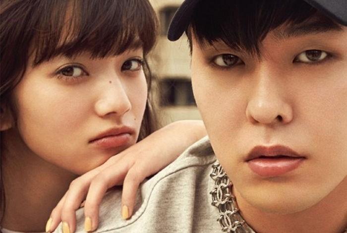 """Reportes japoneses dicen que G-Dragon está teniendo un """"amorío secreto"""" con Komatsu Nana"""
