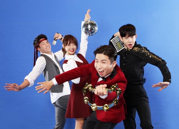 Choi Yoojung de I.O.I y Jo Kwon, entre otros, protagonizan el nuevo programa de Mnet