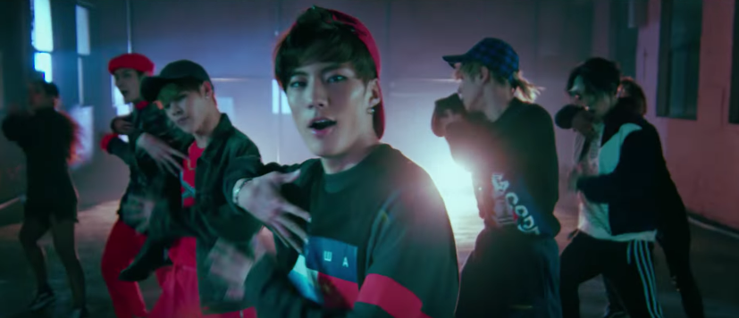 """IMFACT realiza un comeback ardiente con el MV de """"Feel So Good"""""""