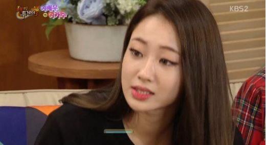 Kyungri de 9MUSES reveló la historia de una celebridad que insistía en salir con una integrante de su grupo