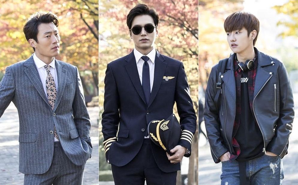 """Conoce al séquito de estafadores de Lee Min Ho en """"The Legend Of The Blue Sea"""""""