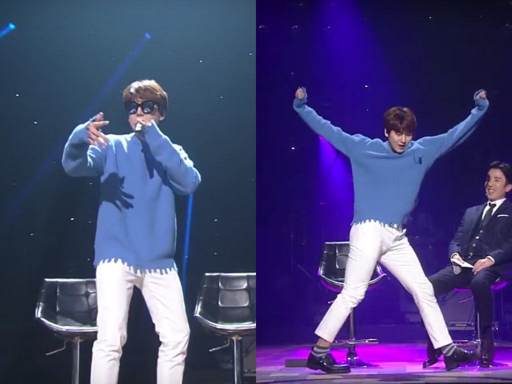 Kyuhyun de Super Junior hace un llamado a su rapero y su miembro de grupo de chicas interior para imitar a BewhY y TWICE