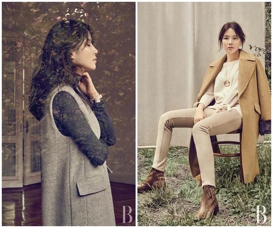 """Lee Bo Young muestra su elegancia a la revista """"Harper's Bazaar"""""""