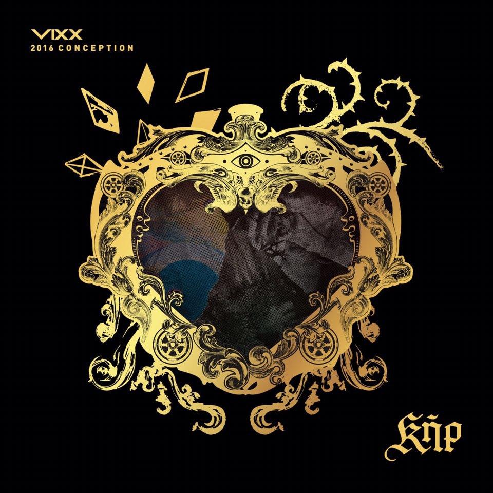 """Actualización: VIXX desvela una imagen teaser del álbum especial que pondrá fin a su proyecto """"CONCEPTION"""""""