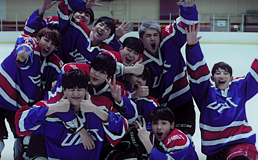 UP10TION lanza un dramático video teaser para su comeback con la participación de Jeon Somi de I.O.I