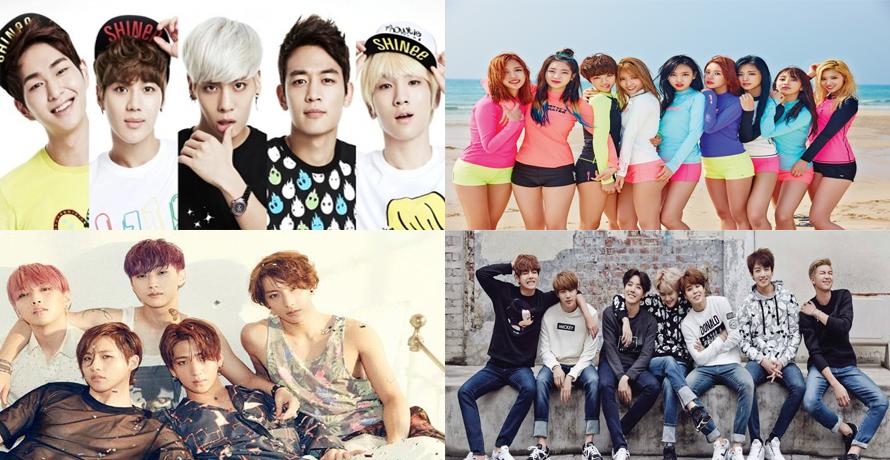 Corea del Sur planea realizar conciertos de K-Pop para atraer a turistas extranjeros