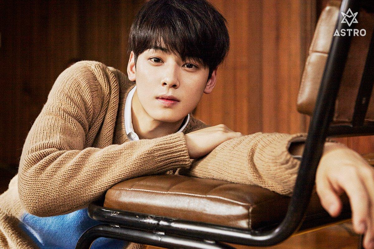 Cha Eun Woo de ASTRO revela haber sido un buen estudiante