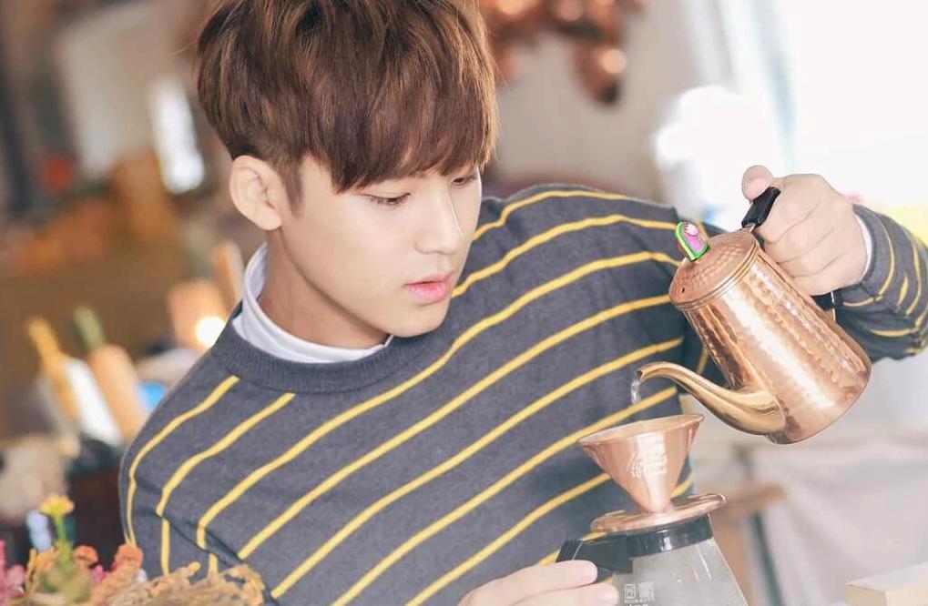 Mingyu de SEVENTEEN tiene una cita virtual con sus fans