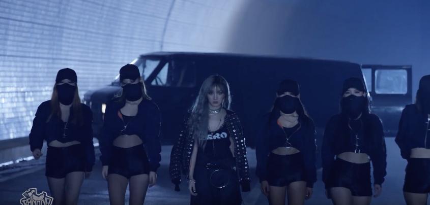 Jia prueba que es alguien con quien no puedes jugar en MV teaser para su debut en solitario