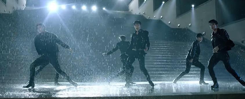 """SNUPER hace su regreso con el video musical """"It's Raining"""""""
