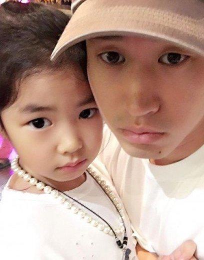 Tablo revela cuán cercano es con su hija Haru