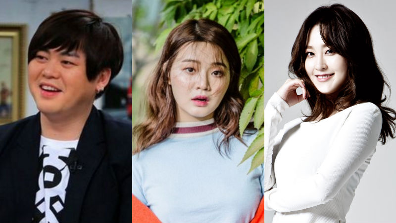 Moon Hee Jun, Z.Hera, y Shin Ah Young confirmados para presentar los Mnet Asian Music Awards 2016