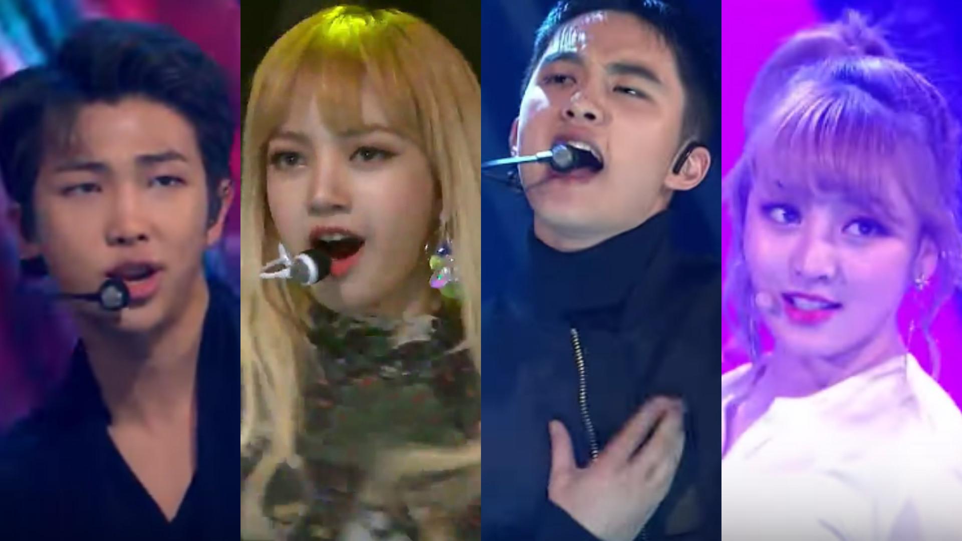 BTS, BLACKPINK, EXO, TWICE, VIXX, MAMAMOO y más hacen brillar el escenario de los 2016 Asia Artist Awards