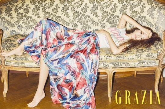 Han Ye Seul confiesa estar más cómoda en sus 30's