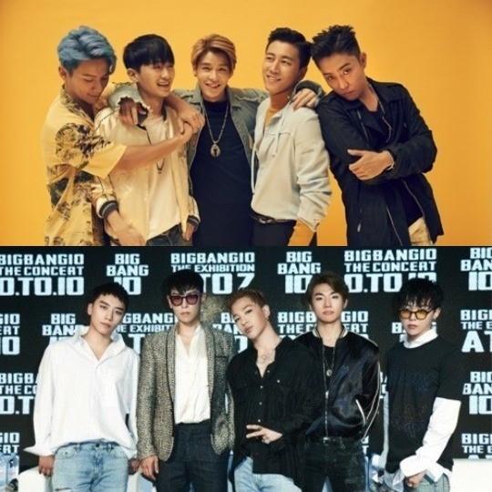 BIGBANG y Sechs Kies harán sus regresos en diciembre