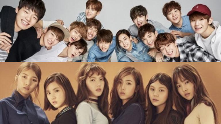 """SEVENTEEN, GFRIEND y más confirmaron su asistencia a los """"2016 Mnet Asian Music Awards"""""""