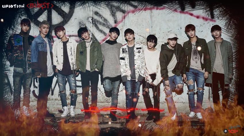 UP10TION revela lo más destacado de su próximo álbum