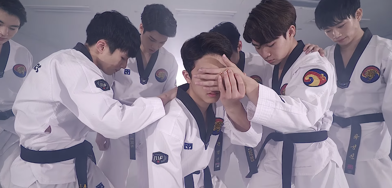 "K-Tigers muestra sus movimientos de taekwondo al ritmo de ""Blood Sweat & Tears"" de BTS"
