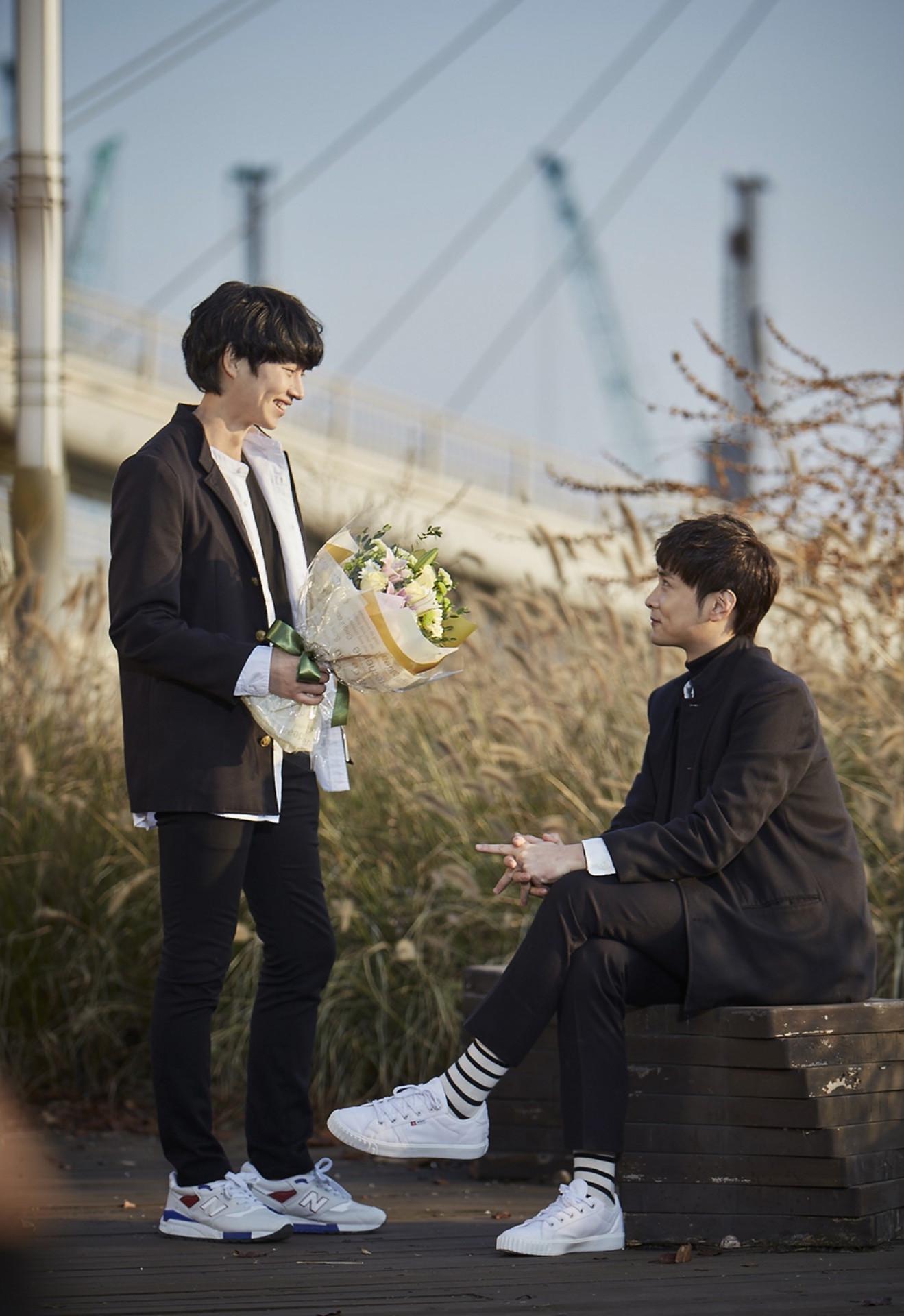 """""""Sweet Dream"""" de Kim Heechul y Min Kyung Hoon muestra dulces resultados en las listas musicales"""