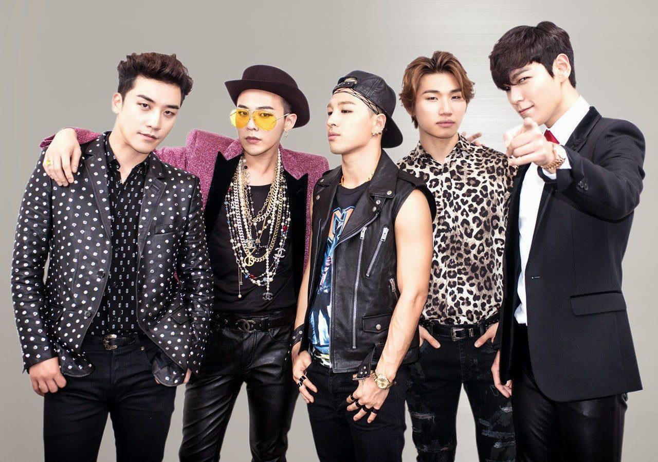 Prueba: ¿Qué miembro de BIGBANG está más atraído hacia ti ...