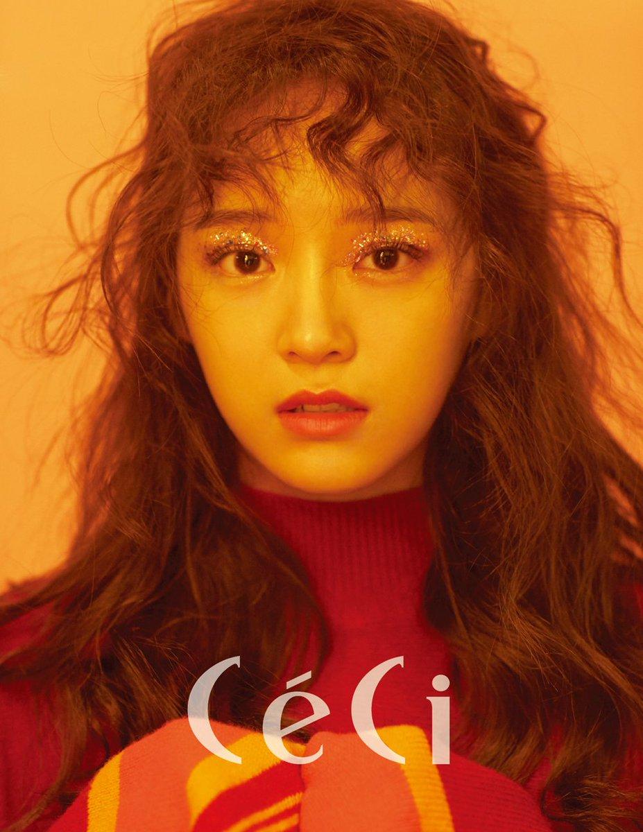 Kim Sejeong de gugudan te dice cómo lucir linda en esta navidad
