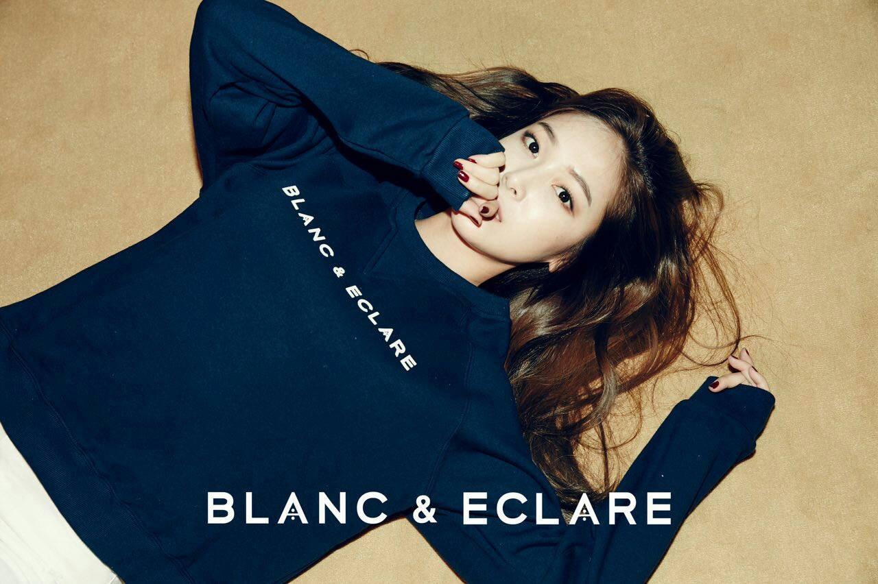 """Jessica Jung abre tienda de """"BLANC & ECLARE"""" en Nueva York"""