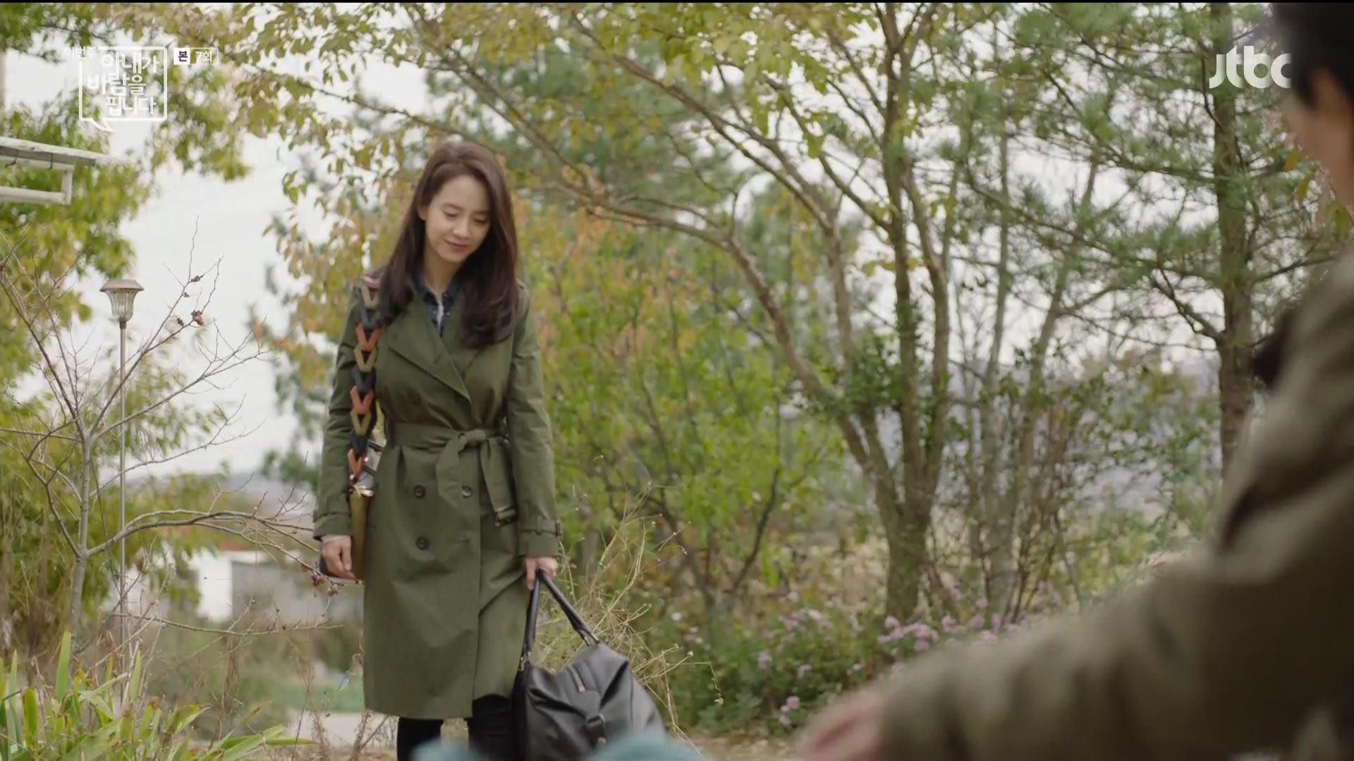 "Song Ji Hyo mira al pasado de ""My Wife Is Having An Affair This Week"" antes de su final"