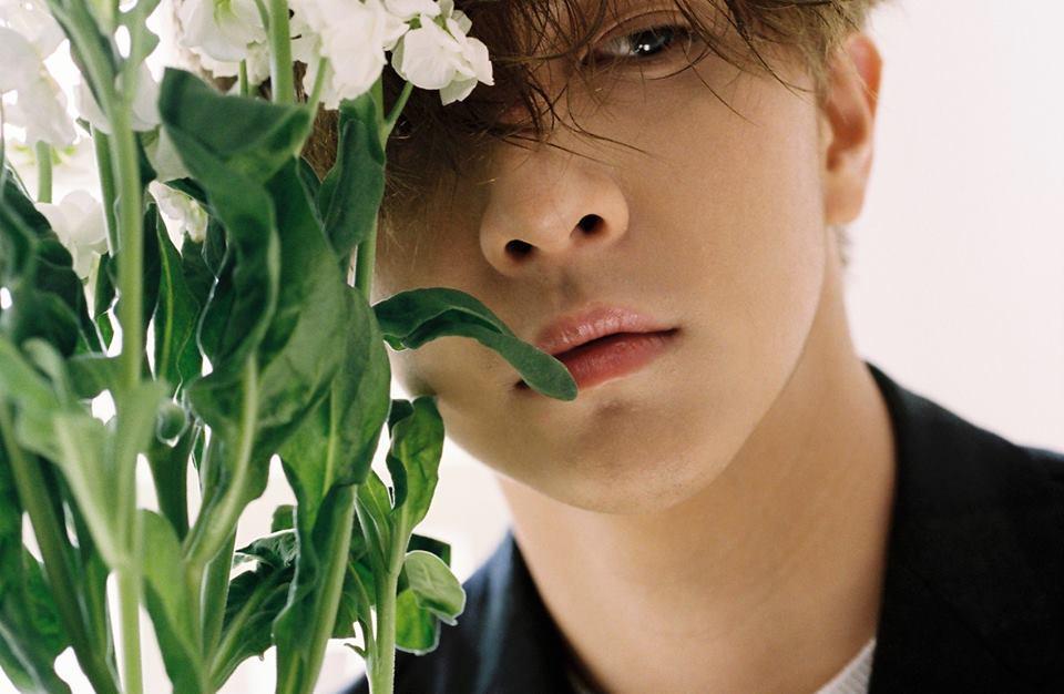 Park Sang Hyun (Thunder) revela lista de canciones de su primer álbum en solitario