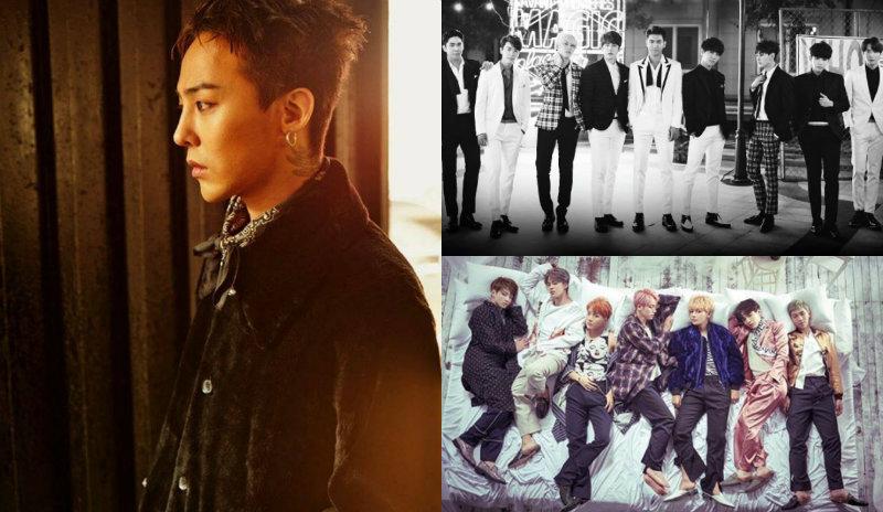 Twitter Corea revela las 10 cuentas más seguidas del 2016 y el K-Pop domina la lista