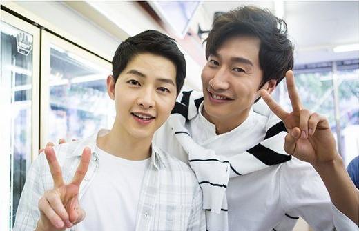 Song Joong Ki apoya sin dudar a Lee Kwang Soo