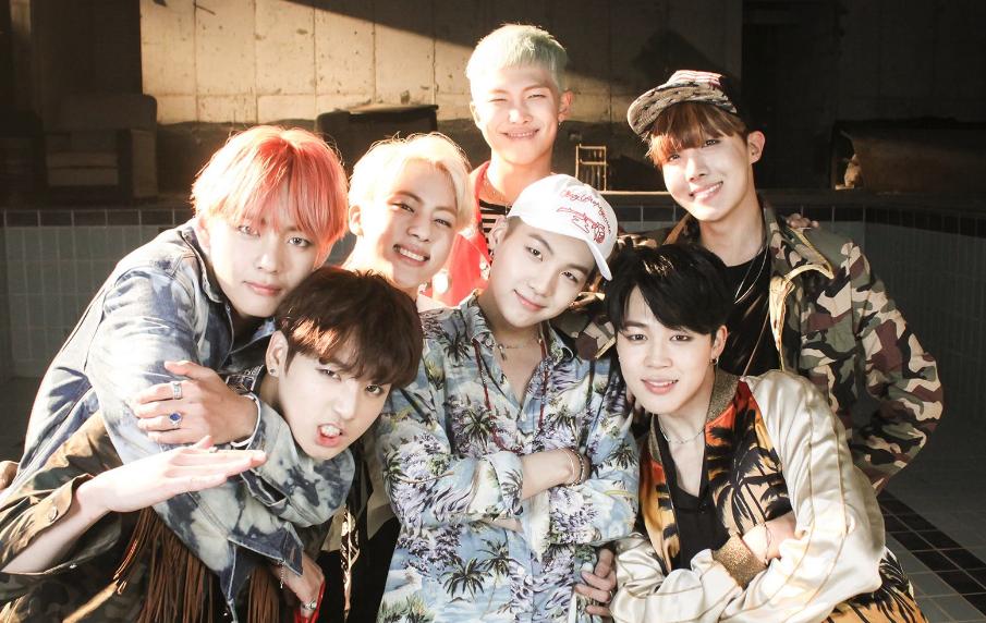 BTS es el único artista K-Pop entre los 50 artistas del Year-End Social de Billboard y la lista de mejores canciones en Twitter