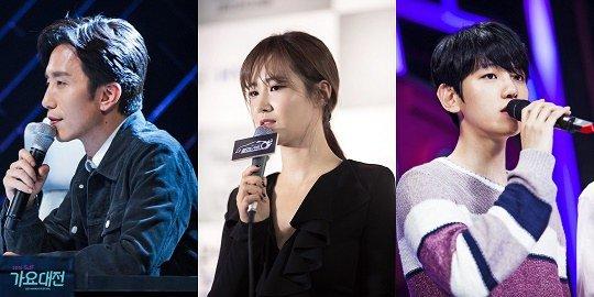 Yuri de Girls' Generation, Baekhyun de EXO y Yoo Hee Yeol, confirmados como MCs del 2016 SBS Gayo Daejun
