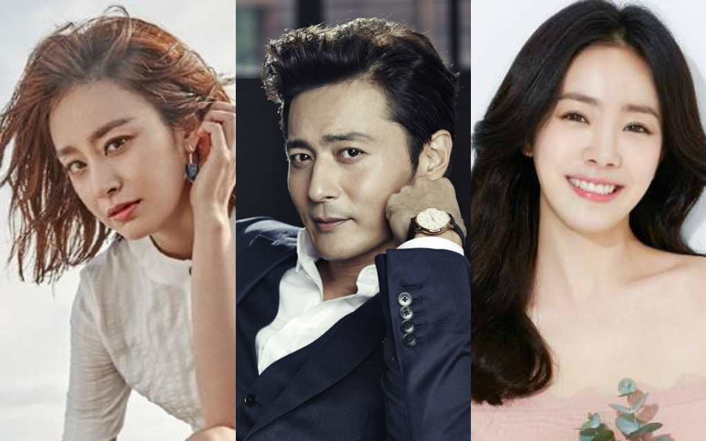 "Kim Tae Hee, Jang Dong Gun y Han Ji Min aparecen sorpresivamente en ""The Return of Superman"""