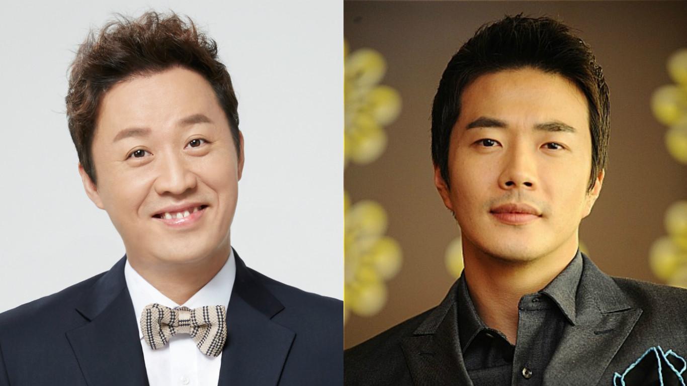 Kwon Sang Woo y Jung Joon Ha recorren la carretera para un programa de misterio