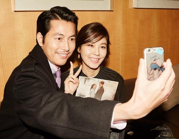 La actriz Kim Ha Neul comparte por qué quiere volver a trabajar con Jung Woo Sung