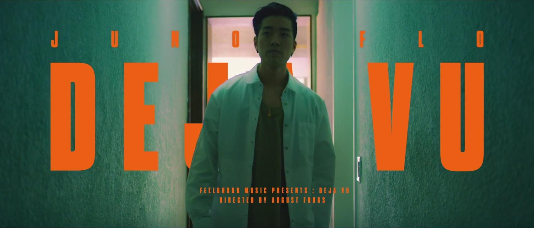 "Junoflo lanza teaser de debut para el MV de ""Deja Vu"""