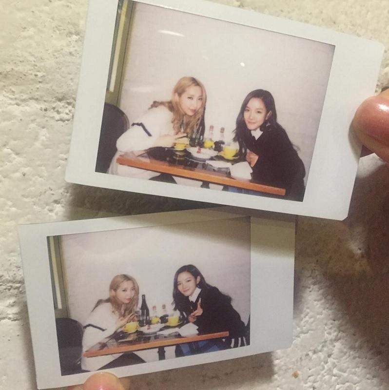 Minzy y Bohyung de SPICA actualizan a los fans sobre el estado del nuevo álbum en solitario de Minzy