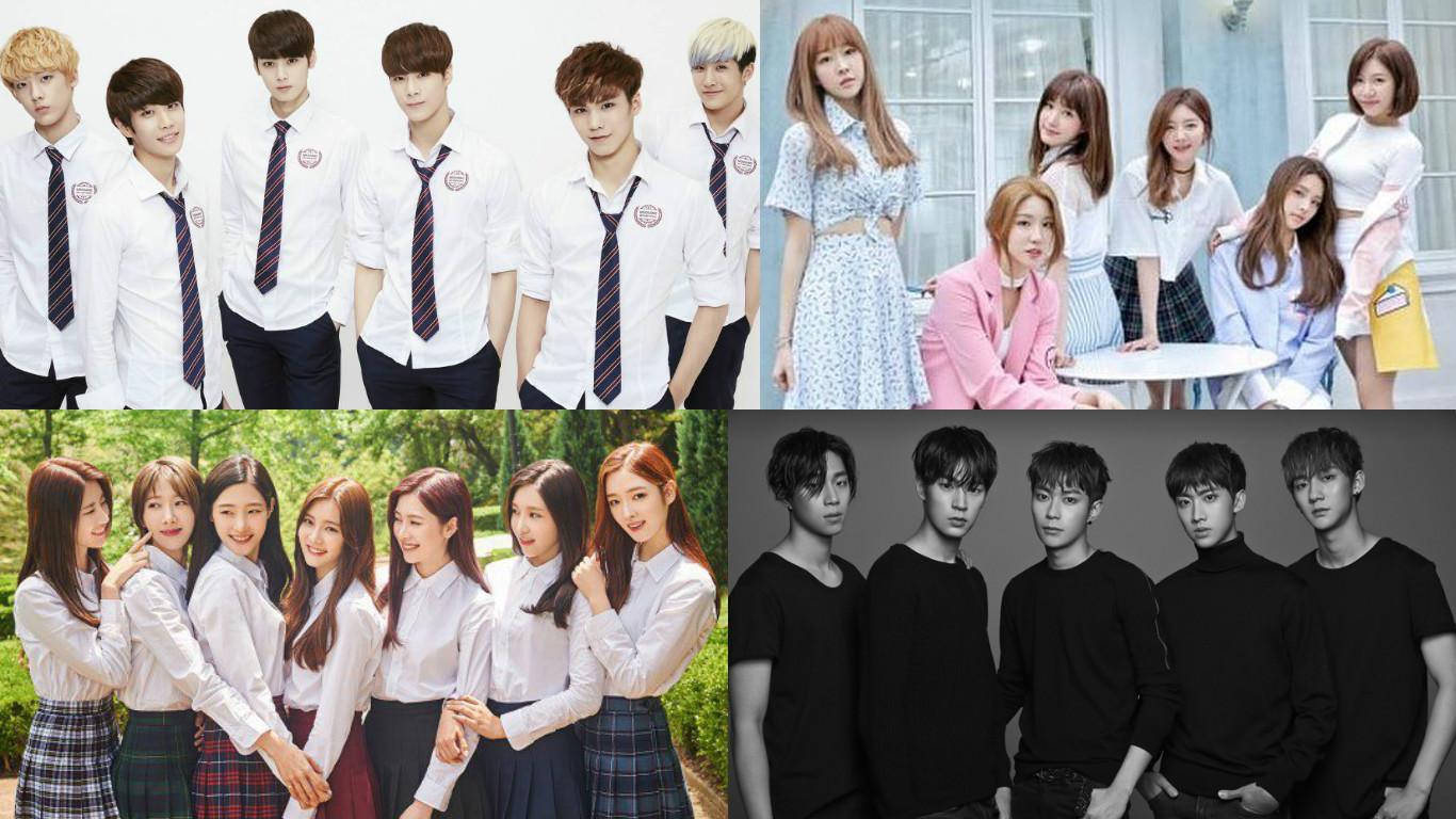 Épica colaboración de 91 idols planeada para el 2016 SBS Gayo Daejun