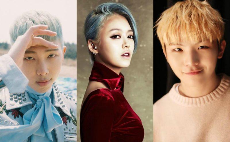 15 artistas del K-Pop que probablemente no sabías que componían canciones para otros artistas